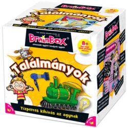 BrainBox : Találmányok