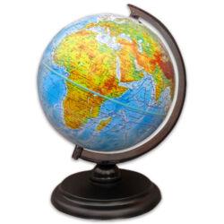 Belma hegy- és vízrajzi földgömb - 25 cm-es