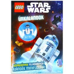 Disney LEGO Star Wars - Űrkalandok_MINIFIGURÁVAL