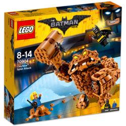 LEGO BATMAN MOVIE: Agyagpofa támadása