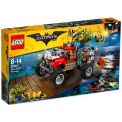 LEGO BATMAN MOVIE: Gyilkos Krok járműve