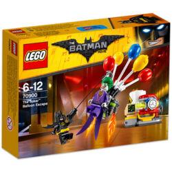 LEGO BATMAN MOVIE: Joker ballonos szökése