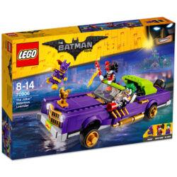 LEGO BATMAN MOVIE: Joker gengszter autója