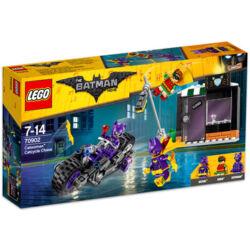 LEGO BATMAN MOVIE: Macskanő - Motoros hajsza