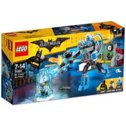 LEGO BATMAN MOVIE: Mr. Fagy dermesztő támadása