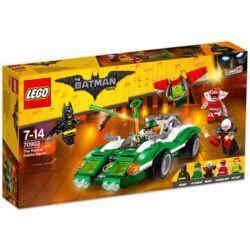 LEGO BATMAN MOVIE: Rébusz versenyautója