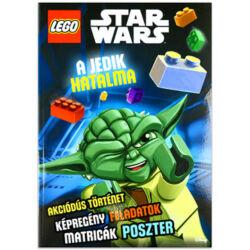 LEGO Star Wars: A jedik hatalma (poszterrel)