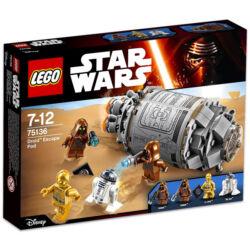 LEGO STAR WARS: Droid menekülő gondola 75136