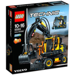 LEGO TECHNIC: Volvo EW 160E