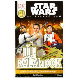 Star Wars: Az ébredő erő új kalandok - Diákkönyvtár 2. szint