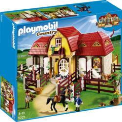 Playmobil : Lovarda