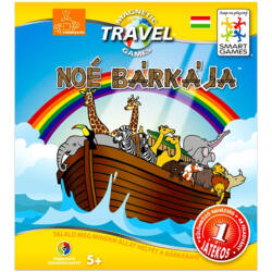 Noé Bárkája logikai útijáték