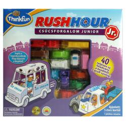 Csúcsforgalom junior - Rush hour junior
