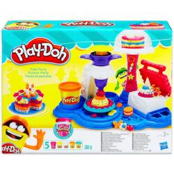 Play-Doh: Torta Parti gyurmakészlet