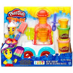 Play-Doh Town fagyi készítő