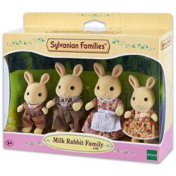 Sylvanian Families: Tejfehér nyuszi család