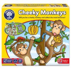 Vicces majmok -  társasjáték, Orchard Toys