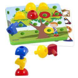 Pötyi -Formák_színek_logikai játék