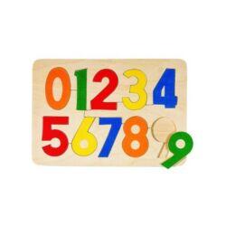 Szám puzzle 1-9 Goki