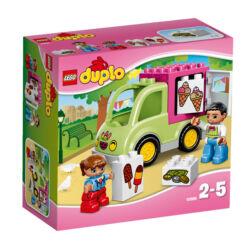 LEGO DUPLO: Fagylaltos kocsi