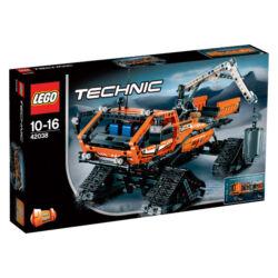 LEGO TECHNIC: Sarkvidéki szállítójármű