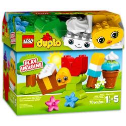 LEGO DUPLO: Kreatív láda