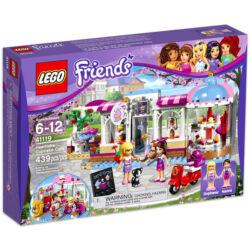 LEGO FRIENDS: Heartlake Cupcake Café