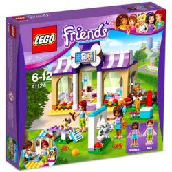 LEGO FRIENDS: Heartlake kiskutya gondozó 41124