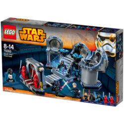 LEGO STAR WARS Death Star - A végső összecsapás 75093