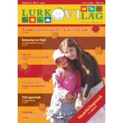 LurkóVilág óvodai magazin II.évf. 3. sz. (2008. ősz)