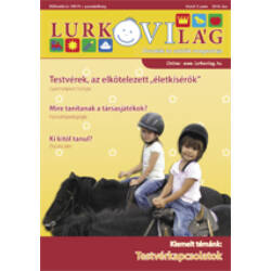 LurkóVilág óvodai magazin IV.évf. 3. sz. (2010. ősz)