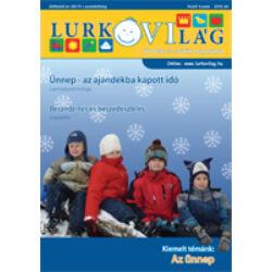 LurkóVilág óvodai magazin IV.évf. 4. sz. (2010. tél)
