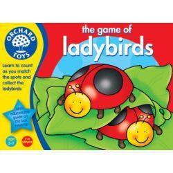 Katicabogaras játék_Orchard Toys