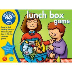 Uzsonnás doboz_Oktató társasjáték