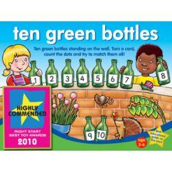 Tíz kicsi zöld üveg_Orchard Toys