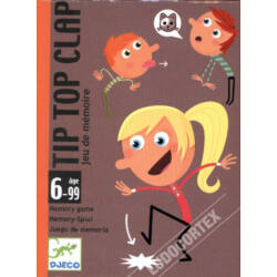 Tip Top Clap - grimasz játék