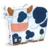 Kép 1/2 - Formadobozos puzzle - Bocik és tehenek - Djeco puzzle 3-6 éves korig