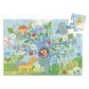 Kép 2/2 - Formadobozos puzzle - Hello Bagoly- Djeco puzzle 3-6 éves korig