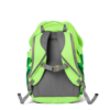 Kép 2/3 - Béka Affenzahn hátizsák óvodásoknak, neon zöld színben