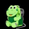 Kép 1/3 - Béka Affenzahn hátizsák óvodásoknak, neon zöld színben