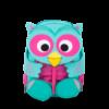 Kép 1/2 - Affenzahn Ovishátizsák Olina Owl, a bagoly 3-5 éves korig