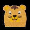 Kép 4/4 - Tigrises gyereksapka Affenzahn, állatos, beanie