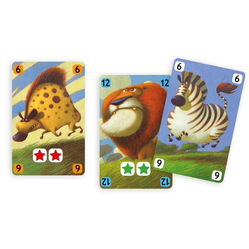 Kártyajáték - Többet ésszel!