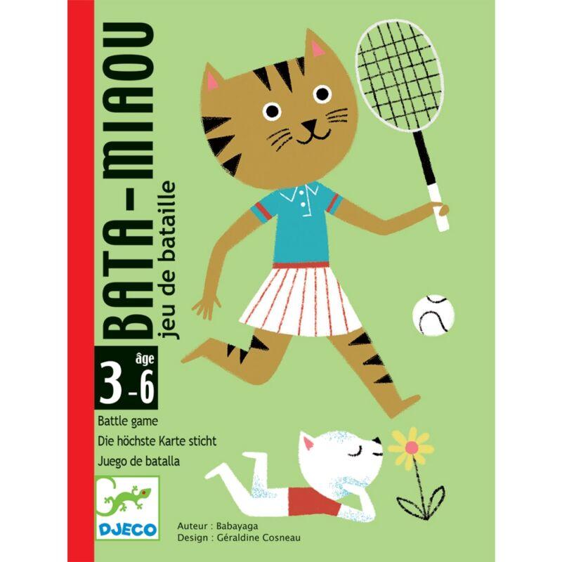 Kártyajáték - Macskacsata
