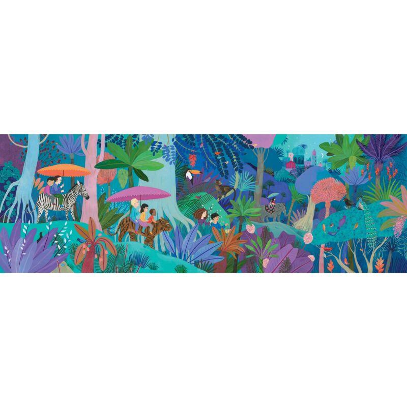 Óriás puzzle - Gyermeki séta - Djeco puzzle 6-99 éves korig