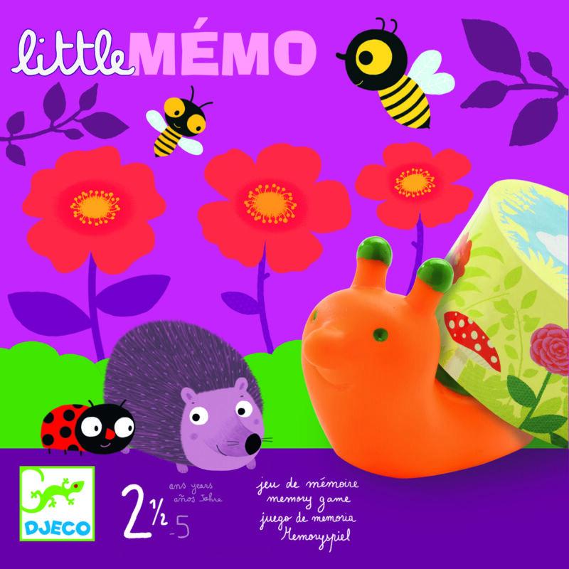 Memóriajáték - Egy kis memória - Little mémo
