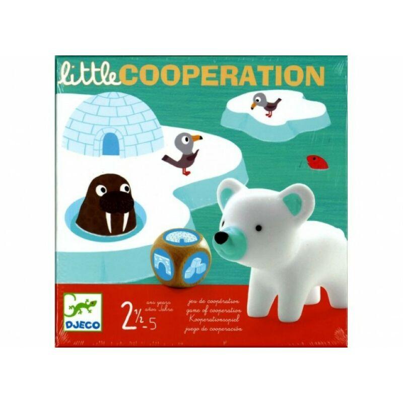 Egy kis együttműködés - társasjáték, Djeco társasjáték 3 éves kortól