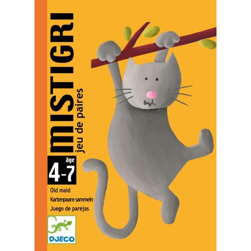 Párkereső kártyajáték - Mistigri