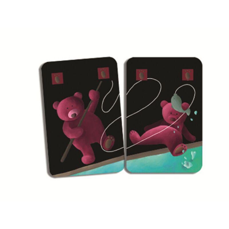 Párkereső kártyajáték - Mistigri, Djeco kártyajáték 4-7 éves korig