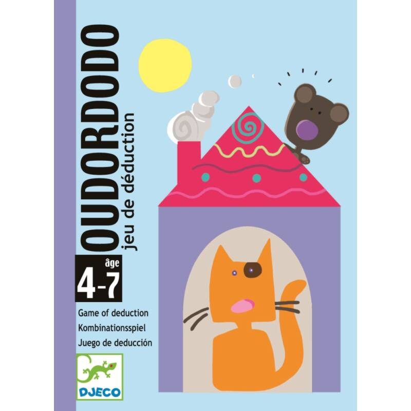 Kérdezz, felelek - kártyajáték - Oudordodo